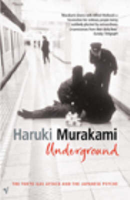Image for Underground: The Tokyo Gas Attack and the Japanese Psyche from emkaSi