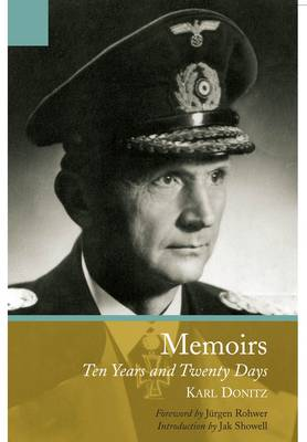 Image for The Memoirs of Karl Doenitz: Ten Years and Twenty Days from emkaSi