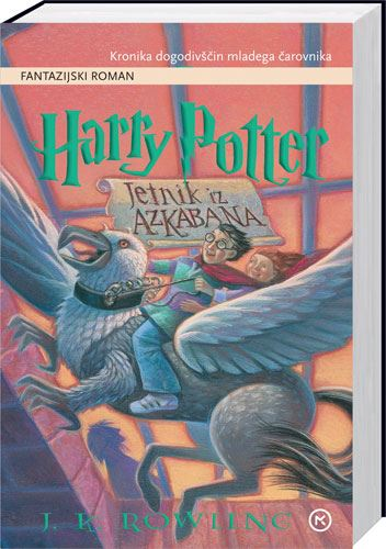 Image for Harry Potter 3 - Jetnik iz Azkabana from emkaSi