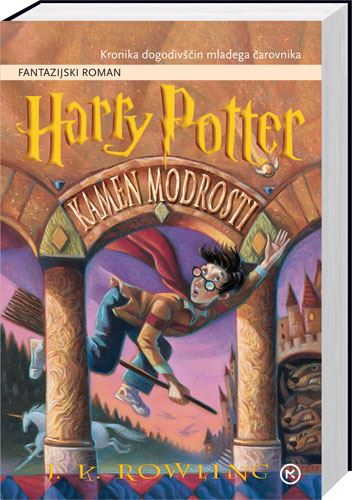 Image for Harry Potter 1 - Kamen modrosti from emkaSi