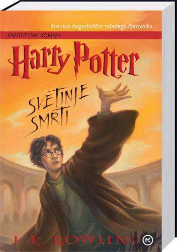 Image for Harry Potter 7 - Svetinje smrti (Žepnica) from emkaSi