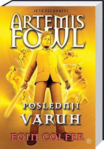 Image for Artemis Fowl 8 - Poslednji varuh from emkaSi