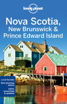 Image for Lonely Planet Nova Scotia, New Brunswick & Prince Edward Island from emkaSi