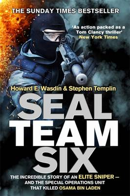 Image for Seal Team Six: The Incredible Story of an Elite Sniper - and the Special Operations Unit That Killed Osama Bin Laden from emkaSi