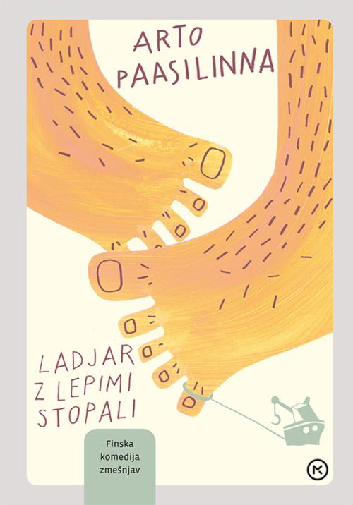 Image for Ladjar z lepimi stopali from emkaSi