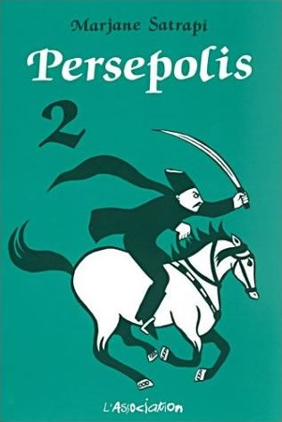 Image for Persepolis 2 (francoska izdaja) from emkaSi