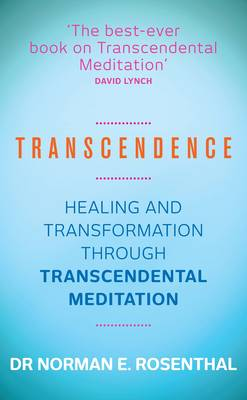 Image for Transcendence: Healing and Transformation Through Transcendental Meditation from emkaSi