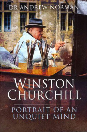 Image for Winston Churchill: Portrait of an Unquiet Mind from emkaSi