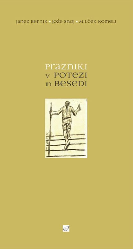 Image for Prazniki v potezi in besedi from emkaSi