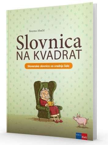 Image for Slovnica na kvadrat from emkaSi