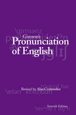 Image for Gimson's Pronunciation of English from emkaSi
