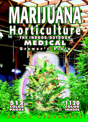 Image for Marijuana Horticulture: The Indoor/outdoor Medical Grower's Bible from emkaSi