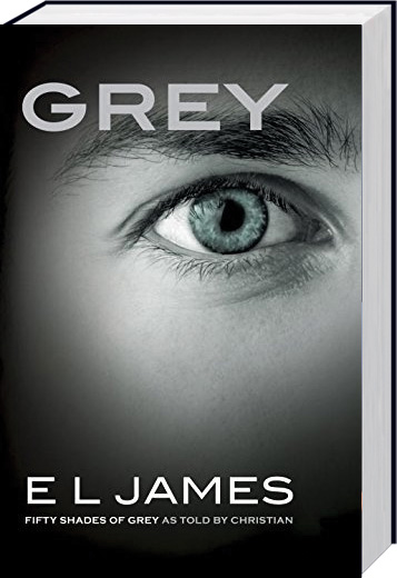 Image for Grey: Fifty Shades of Grey As Told By Christian from emkaSi