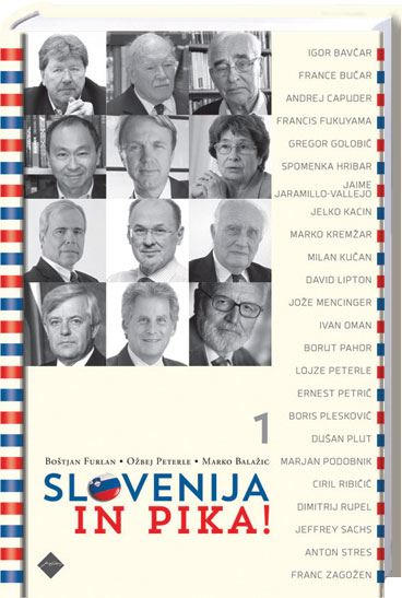 Image for Slovenija in pika! from emkaSi