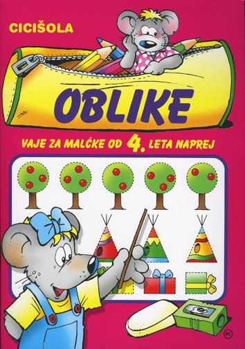 Image for Cicišola: Oblike from emkaSi