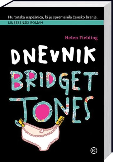 Image for Dnevnik Bridget Jones (žepnica) from emkaSi