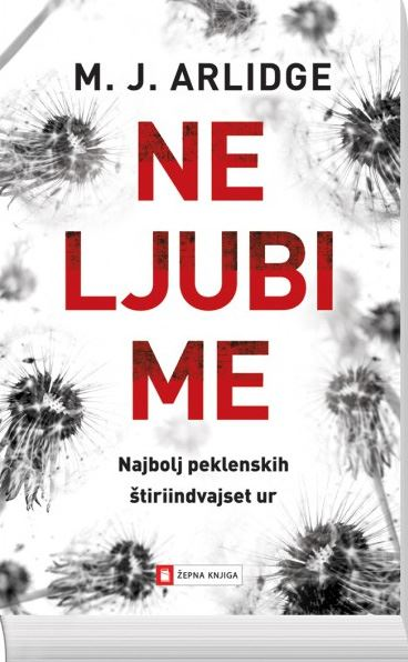 Image for Ne ljubi me (žepna knjiga) from emkaSi