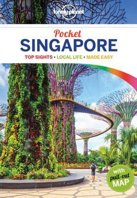 Image for Lonely Planet Pocket Singapore from emkaSi