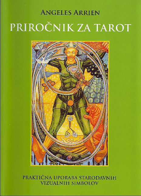 Image for Priročnik za tarot from emkaSi