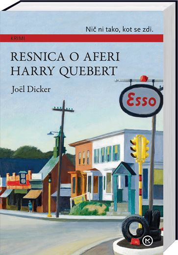 Image for Resnica o aferi Harry Quebert (Žepnica) from emkaSi