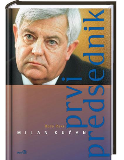Image for Milan Kučan, prvi predsednik from emkaSi