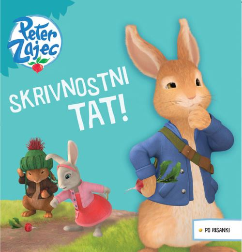 Image for Peter Zajec – Skrivnostni tat from emkaSi