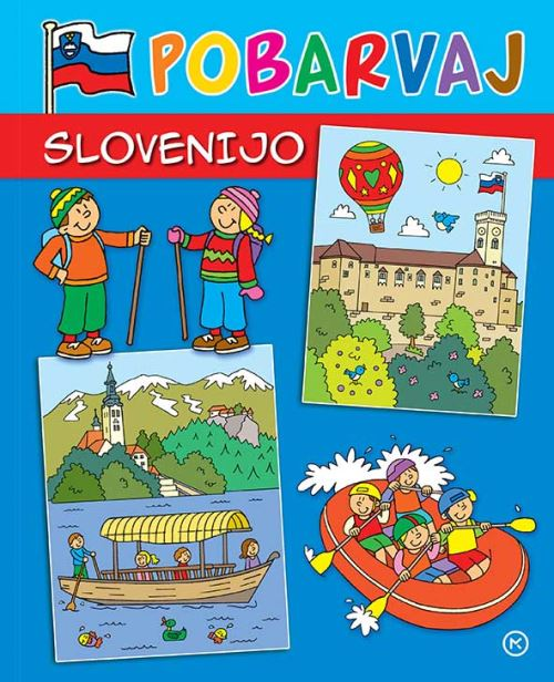 Image for Pobarvaj Slovenijo from emkaSi