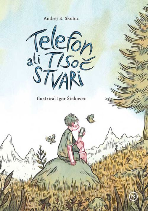 Image for Telefon ali tisoč stvari from emkaSi