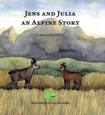 Image for Jens and Julia: An alpine story from emkaSi