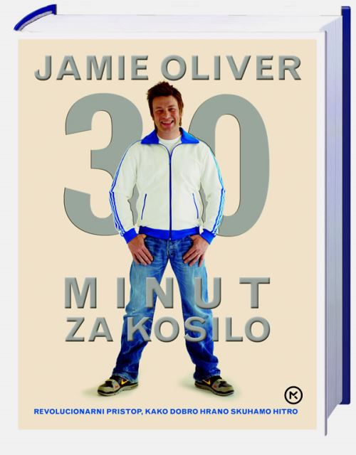 Image for Jamie Oliver: 30 minut za kosilo from emkaSi