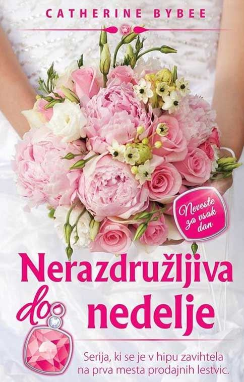 Image for Nerazdružljiva do nedelje (mehka vezava) from emkaSi