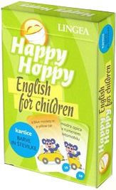 Image for Happy Hoppy: English for children (Barve in Številke) from emkaSi