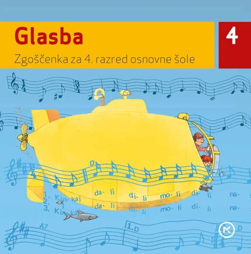 Image for Glasba 4 (CD) from emkaSi