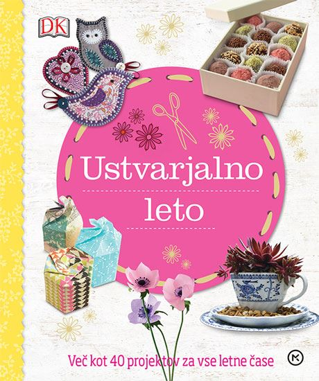 Image for Ustvarjalno leto from emkaSi