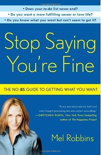 Image for Stop Saying You're Fine: The No-BS Guide to Getting What You Want from emkaSi