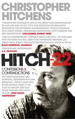 Image for Hitch 22: A Memoir from emkaSi