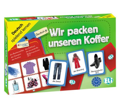 Image for Wir Packen Unseren Koffer from emkaSi