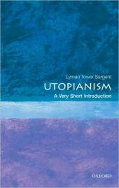 Image for Utopianism: a Very Short Introduction from emkaSi