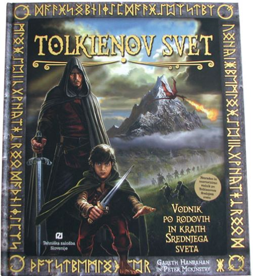 Image for Tolkienov svet from emkaSi