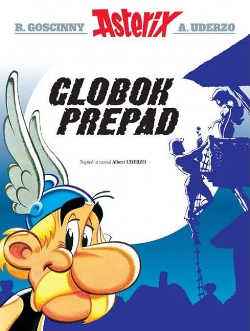 Image for Asterix: Globok prepad from emkaSi