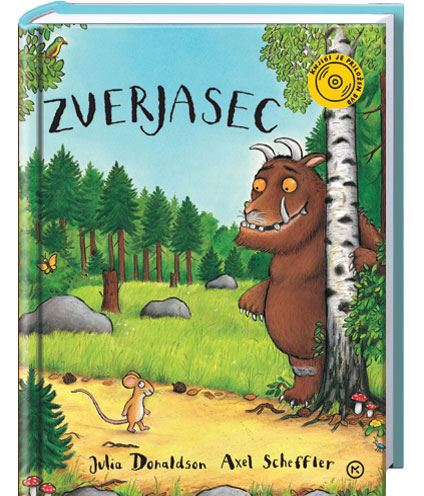 Image for Zverjasec (knjiga + DVD) from emkaSi