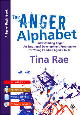 Image for The Anger Alphabet: Understanding Anger - An Emotional Development Programme for Young Children Aged 6-12 from emkaSi