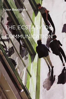 Image for The Ecstasy of Communication from emkaSi
