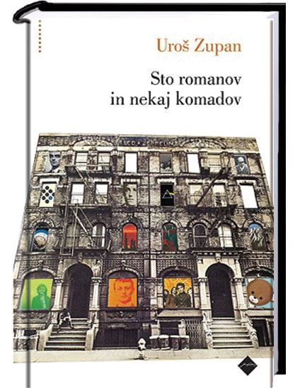 Image for Sto romanov in nekaj komadov from emkaSi