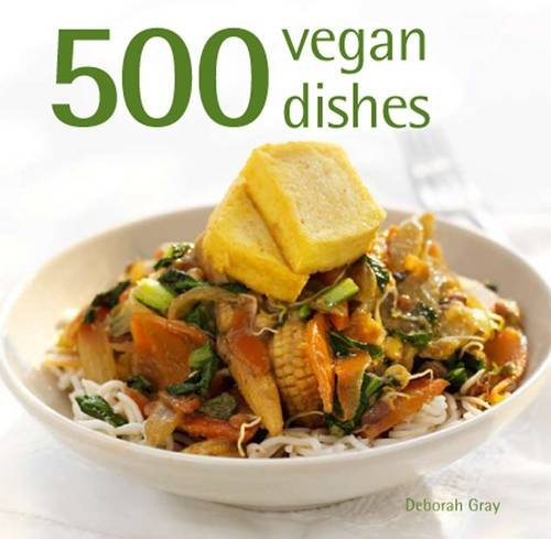Image for 500 Vegan Dishes from emkaSi