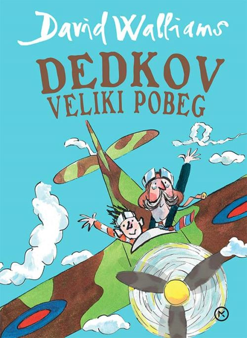 Image for Dedkov veliki pobeg from emkaSi