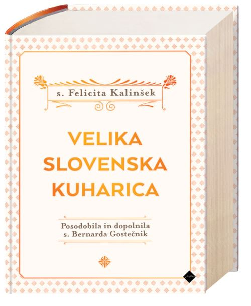 Image for Velika slovenska kuharica from emkaSi