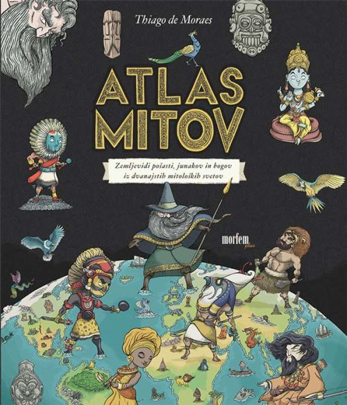 Image for Atlas mitov from emkaSi