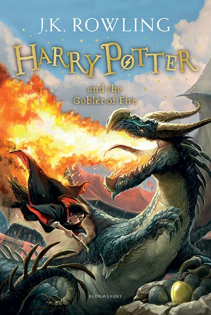 Image for Harry Potter and the Goblet of Fire  (Book 4) from emkaSi