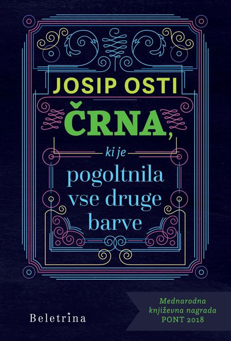 Image for Črna, ki je pogoltnila druge barve from emkaSi
